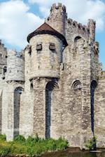 Medieval Castle in Ghent Belgium Journal