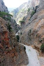 Aradena Gorge in Crete, Greece