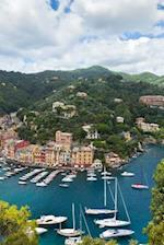 Aerial View of Portofino Bay Italy Journal