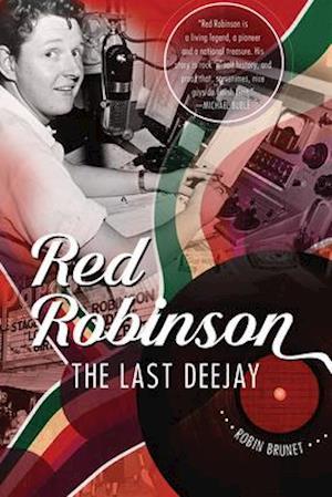 Bog, hardback Red Robinson af Robin Brunet
