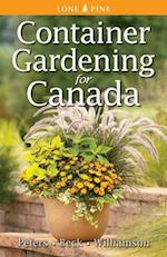 Container Gardening for Canada af Dr. Laura Peters