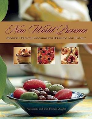 Bog, paperback New World Provence af Alessandra Quaglia