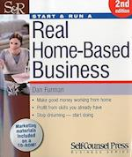 Start and Run a Real-home Based Business af Dan Furman