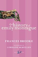 History of Emily Montague af Frances Brooke