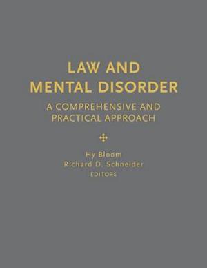 Bog, hardback Law and Mental Disorder