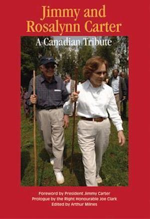 Jimmy and Rosalynn Carter af Arthur Milnes