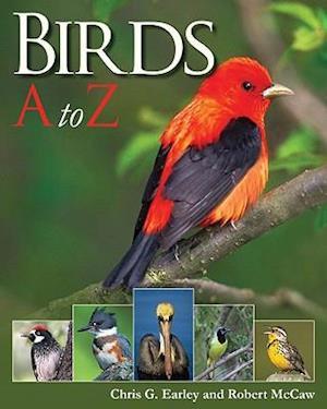 Birds A to Z af Chris G. Earley