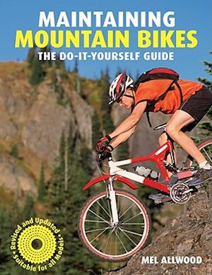 Bog, paperback Maintaining Mountain Bikes af Mel Allwood