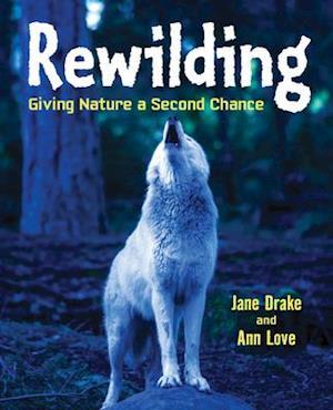 Bog, hardback Rewilding af Love, Drake