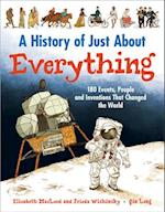 A History of Just About Everything af Elizabeth MacLeod
