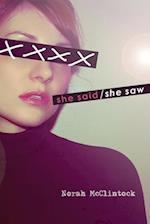She Said/She Saw af Norah McClintock