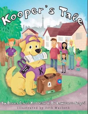 Bog, paperback Kooper's Tale af Lawrence Segel, Donna Carol Koffman
