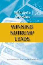 Winning Notrump Leads af David Bird, Taf Anthias