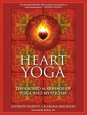 Heart Yoga af Andrew Harvey