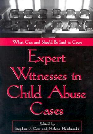 Expert Witnesses in Child Abuse Cases af Helene Hembrooke, Stephen J. Ceci
