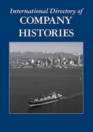 Bog, hardback International Directory of Company Histories af Gale