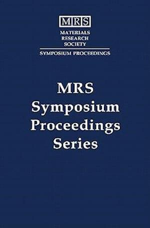 In Situ Electron and Tunneling Microscopy of Dynamic Processes: Volume 404 af Renuka M Sharma, Marija Gajdardziska Josifovska, Robert Sinclair