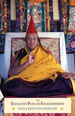 The Excellent Path to Enlightenment af Dilgo Khyentse, Dilgo K. Rinpeche
