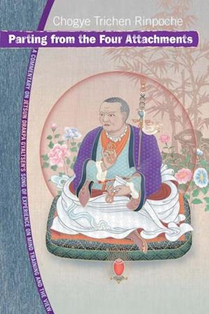 Parting from the Four Attachments af Chogye Trichen
