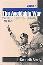 The Avoidable War af Torsten Schwinghammer, J. Brody, Klaus Jurgen Gantzel