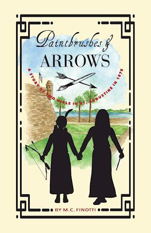 Paintbrushes and Arrows af M. C. Finotti