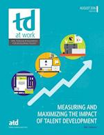 Measuring and Maximizing the Impact of Talent Development