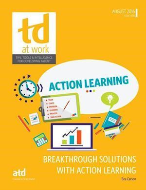 Bog, paperback Breakthrough Solutions With Action Learning af Bea Carson