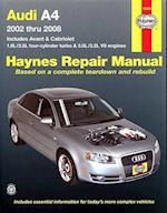 Haynes Repair Manual Audi A4, 2002-2008 af John Haynes, Jeff Killingsworth