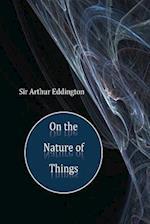 Sir Arthur Eddington on the Nature of Things