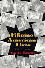 Filipino American Lives af Yen Le Espiritu