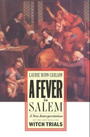 Bog, ukendt format Fever in Salem CB af Laurie Winn Carlson