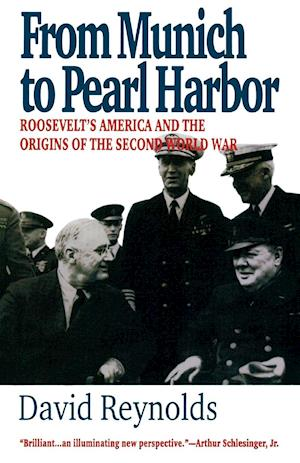 Bog, paperback From Munich to Pearl Harbor af David Reynolds