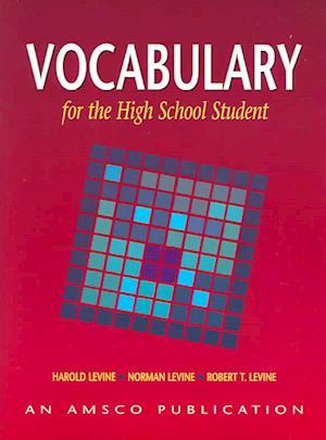 Bog, paperback Vocabulary for the High School Student af Norman Levine