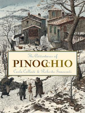 The Adventures of Pinocchio af Roberto Innocenti, M A Murray, Carlo Collodi