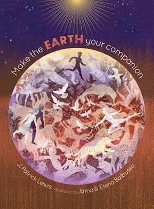 Bog, hardback Make the Earth Your Companion af J. Patrick Lewis