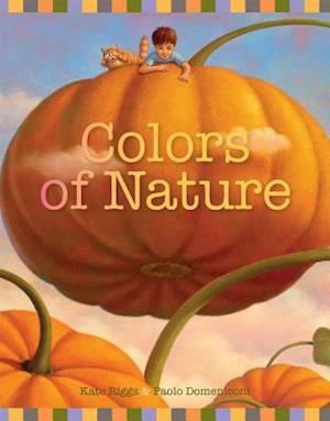 Bog, hardback Colors of Nature af Kate Riggs