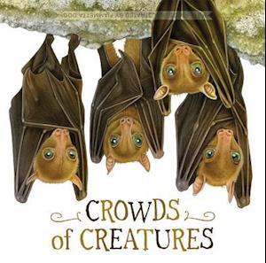 Bog, hardback Crowds of Creatures af Kate Riggs