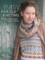 Easy Fair Isle Knitting