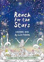 Reach for the Stars (Meditative Mindful Coloring)