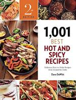 1,001 Best Hot and Spicy Recipes (1001)