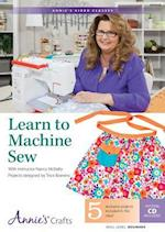 Learn to Machine Sew (Annies Craft Video Classes Beginners Level)
