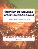 Survey of College Writing Programs