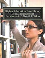 Higher Education Interlibrary Loan Management Benchmarks, 2016-17