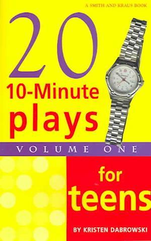 Bog, paperback Twenty 10-Minute Plays for Teens af Kristen Dabrowski