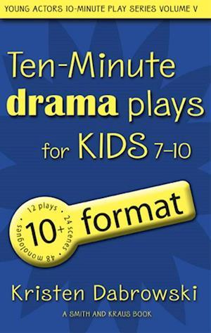Bog, paperback Ten - Minute Plays af Kristen Dabrowski