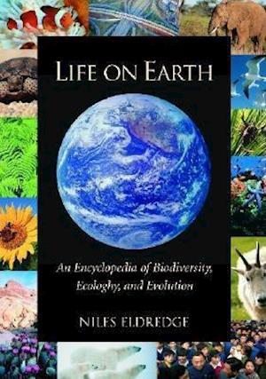Life on Earth af Niles Eldredge