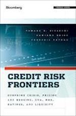 Credit Risk Frontiers af Tomasz R Bielecki, Frederic Patras, Damiano Brigo
