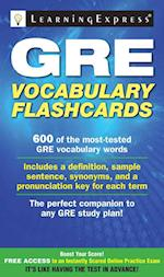 GRE Vocabulary Flash Review af Learning Express