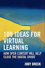 109 Ideas for Virtual Learning af Judy Breck