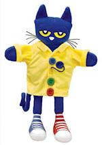 Pete the Cat and His Four Groovy Buttons Puppet af James Dean